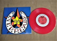 """H2O - Everready EP 7"""" Red Vinyl PS"""