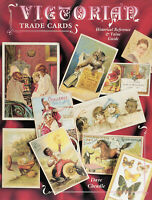 Victorian Trade Cards: Historical Reference & Value Guide by Dave Cheadle book