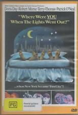 WHERE WERE YOU WHEN THE LIGHTS WENT OUT - DORIS DAY  NEW ALL REGION DVD