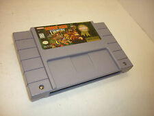Donkey Kong Country (Super Nintendo Entertainment System ) SNES DK