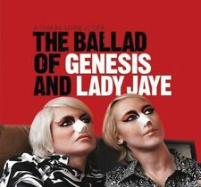 Music From The Motion Picture - Ballad Of Genesis and Lady Jaye (NEW CD)