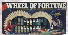 Sealed 1985 WHEEL OF FORTUNE Vintage Board Game by Pressman Unopened