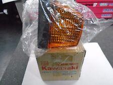 Kawasaki NINJA 1000R ZX1000 RIGHT REAR TURN SIGNAL LENS P/N 23007-1128 NEW