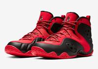 NEW* Nike Zoom Rookie University Red Black 10.5 MEN SHOES BQ3379-600  FOAMPOSITE