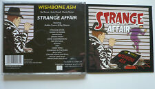 Ouvrez Ash-Strange Affair-UK-CD
