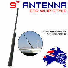9inch Auto AM/FM Signal Whip Spiral Antenna Aerials Replace For Mazda CX-5 3 5 6