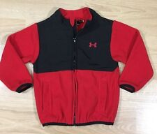Under Armour Coat Baby Toddler Size 2T Red Black