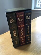 Lord of the Rings: The Motion Picture Trilogy (Special Extended Edition) - GREAT