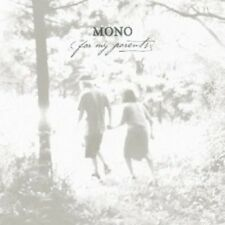 "MONO ""FOR MY PARENTS""  CD ROCK NEW+"