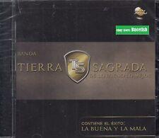 Banda Tierra Sagrada de lo Bueno Lo Mejor CD New Nuevo sealed