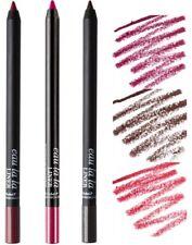 Sleek Lip Liner Pencil Eau La La ~ Burgundy Purple / Brown / Dark Pink Set of 3