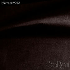 Faux Leather Fabric Semi Glossy Striped 1/2 metre Skin Upholstery Bed Sofa