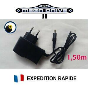 Transfo Alimentation - Sega Megadrive 2 / 32X / Nomad Cable secteur cordon- NEUF