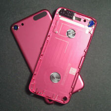 Pink Metal Housing Case Cover Back Shell for iPod Touch 5th Gen 16GB 32GB 64GB