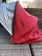 Uppababy Vista 2010-2014 Replacement Hood Red