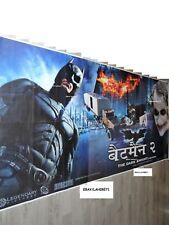 BATMAN the dark knight the joker Heath Ledger  affiche cinema modele tres rare