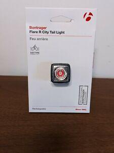 Bontrager Flare R City Tail Light USB Rechargeable Bike Light