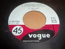 "JEAN-CLAUDE DARNAL "" PAPA O PAPA / LA TAXI GIRL "" 7"" SINGLE FRANCE 1960 EXCELENT"