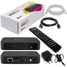 MAG 256 MAG256 Original IPTV Streamer SET TOP BOX Internet TV + HDMI + LAN Kabel