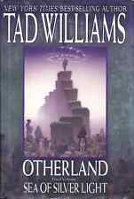 TAD WILLIAMS OTHERLAND SEA OF SILVER LIGHT BOOK 4 HARDCOVER 1ST EDITION RARE