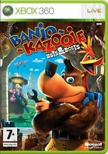 Banjo Kazooie Nuts and Bolts Xbox360 New and Sealed