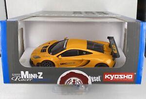 Kyosho Mini-Z MR-03 McLAREN 12C GT3 2013 ORANGE