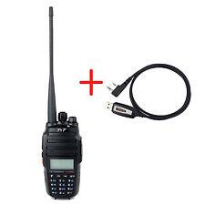 TYT TH-UV8000D Handheld Walkie Talkie 10W VOX VHF/UHF FM Two way Radio+USB Cable