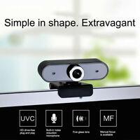 USB 2.0 Computer Webcam HD Video Camera PC Digital Webcam With HD Microphone