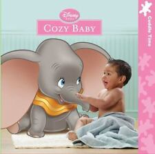 Disney COZY BABY Dumbo Book Soft PADDED Cover&Pages BRAND NEW Ebay Best Price!