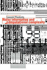 Noisy Information and Computational Complexity-ExLibrary