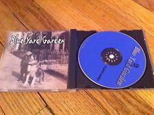 Blue Yard Garden CD No Good Sunday Sleep Too Long Moon Song John Henry Elegiac