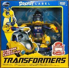 Transformers Takara Disney Label Bumblebee Donald Duck MISB in USA