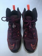 promo code cafb6 7c0b5 Nike Lebron James XIII 13 Mulberry Size 7 Sneakers Purple CLEARANCE