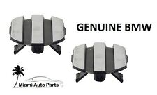New OE BMW Engine Cylinder Valve Cover Trim Caps Set M54 E39 E46 E53 (2)