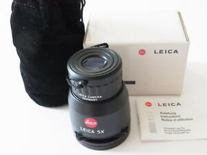 【Top Mint /Unused】Leica 5x Universal- Lupe 37350 for film slide from Japan G118