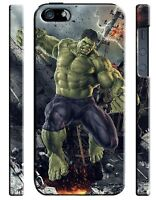 Incredible Hulk Superhero Iphone 5 5s SE 6 7 8 X XS Max XR 11 12 Pro Plus Case 6