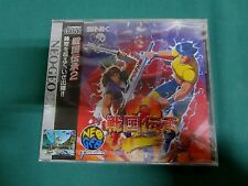 Neo Geo CD -- Sengoku Densho 2 -- New & Sealed. JAPAN GAME. SNK. 14917