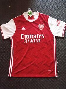 Arsenal home shirt 20/21 Size XL bnwt