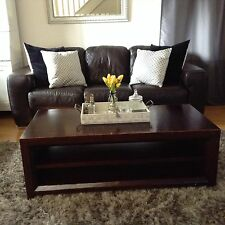 Solid wood Mahogony  coffee table