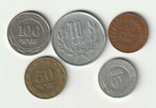 ARMENIA Lote de monedas distintas