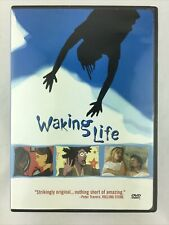 Waking Life Dvd 1990s Animated Cult Classic Fast Free Shipping
