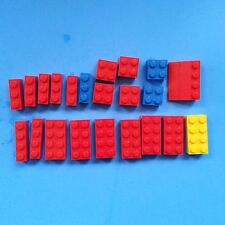 Tyco Multi-Bloks for Building - Works With Lego - 22 various pieces