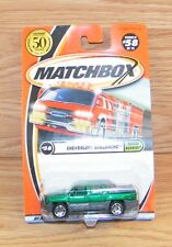 Genuine Matchbox (95250) Chevrolet Avalanche Rescue Rookies #58 **NEW-READ**