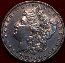 1878 Philadelphia Mint Silver Morgan Dollar