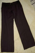 "Pantalon NEUF ""Yesterday Never Dies"" Vieille France vintage Brun, 44, prix 175 €"