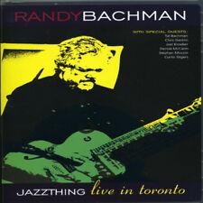 Randy Bachman - Jazz Thing Live in Toronto [New DVD]