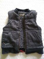 Genuine Kids from Oshkosh Baby Boy Vest Size 12 Months