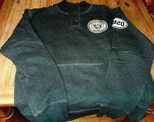 Chicago Bears Sherpa Lined 47 Brand Sweatshirt PAYTON! BUTKUS! SAYERS!