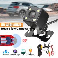 170° Car Rear View Reverse Backup Parking HD Camera Night Vision   !D @ L