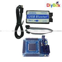 Mini Altera II EP2C5T144 FPGA Board + USB Blaster JTAG Programmer with Cable